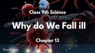 Why do We Fall ill :  CBSE Class 9 IX Science