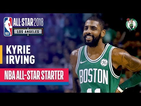 Kyrie Irving 2018 All-Star Starter | Best Highlights 2017-2018
