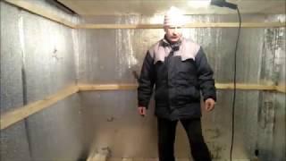 видео Утепление стен бани из пеноблоков пенотермом