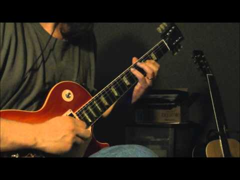 Soulshine (Allman Brothers Band) First Solo Cover