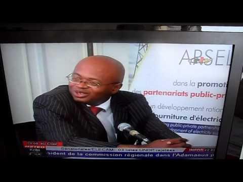 élection sénatoriale camerounaise