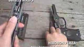 ベレッタM92FS フィールドストリッピング thumbnail