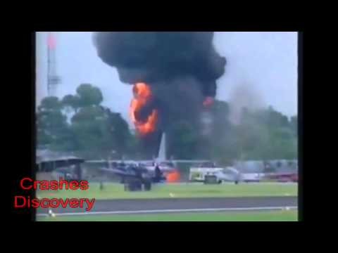 Military Aircraft Crashes Compilation Accident