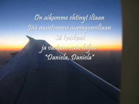 Finlanders: Daniela +Lyrics