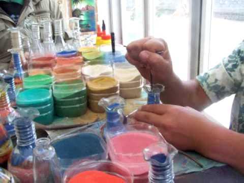 le sable color - Sable Colore