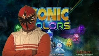 Sonic Colors Review : Q-Reviews