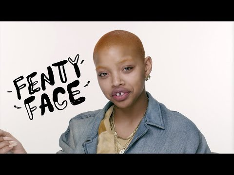 SLICK WOODS' FENTY FACE MAKEUP TUTORIAL | FENTY BEAUTY
