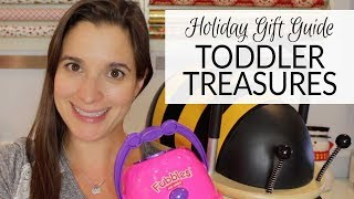 Holiday Gift Guide 2017 | Toddler Treasures