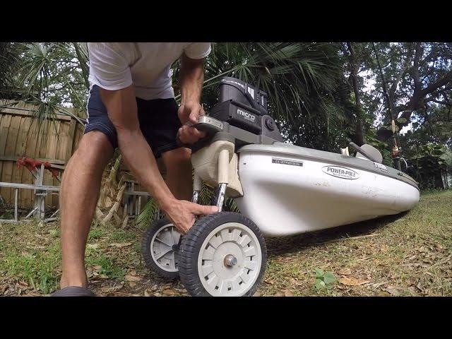 Homemade Micro Mount for Kayak