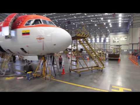 Innovación en MRO Avianca