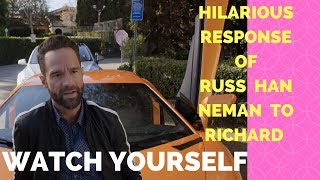 Russ hanneman Hilarious Investor in the Town - Silicon Valley S04E01