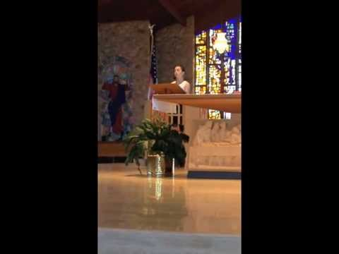 Law Day Speech by Grace Lily Signorella