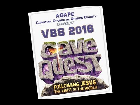 VBS 2016 - Agape Church - Yorba Linda