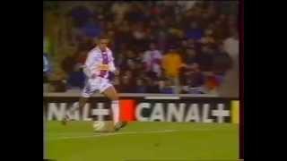 Olympique Lyonnais Saison D1 1999/2000