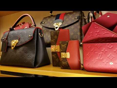 Louis Vuitton ~ Shop With Me!