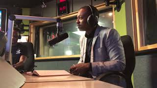 Mpho Dagada Metro Fm Interview on the
