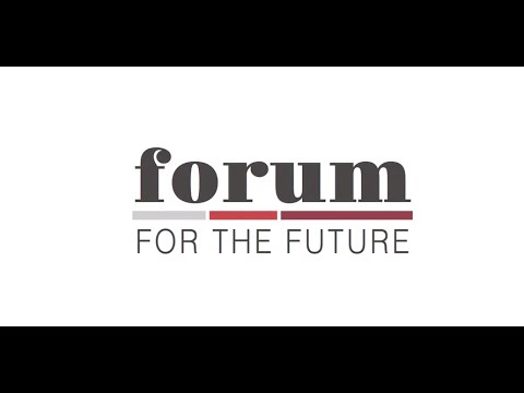 Forum for the Future 2015