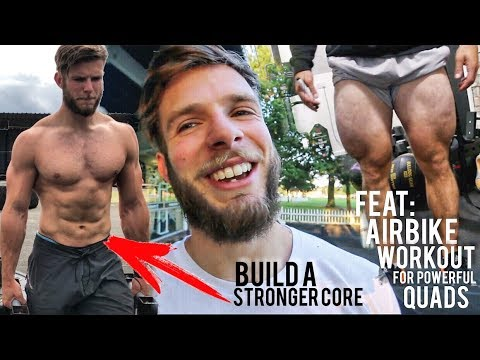 MY 5 TOP EXERCISES FOR A STRONGER CORE (Functional Core Workout for PERFORMANCE)