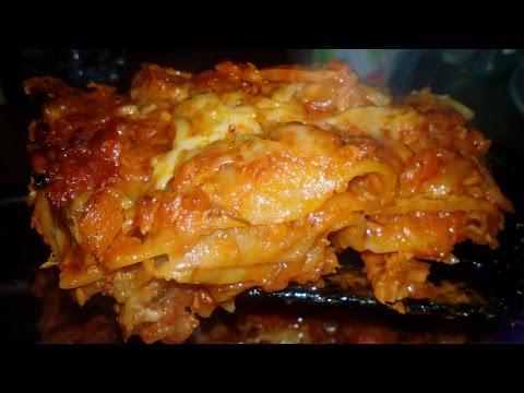 recette-facile-de-lasagnes-au-thon-fondantes-et-moelleuses-طريقة-سهلة-وسريعة-لعمل-لازانيا-بالتونة
