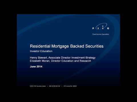 RMBS Webinar – 19 June 2014