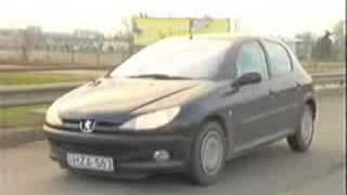 Peugeot 206 1.4 8v 75 KS - www.totalcar.hu