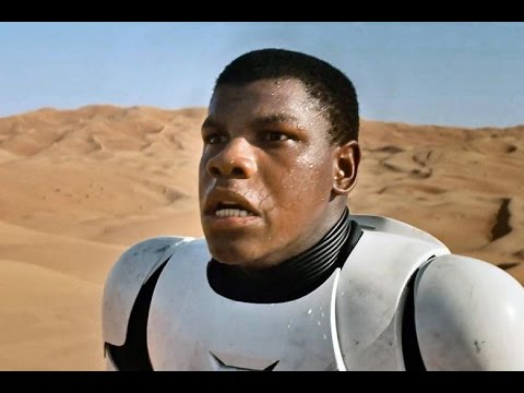 Star Wars The Force Awakens: John Boyega And Racist Comment By Midnight - Zennie62