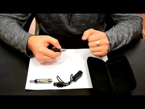 Инструкция как пользоваться электронной сигаретой