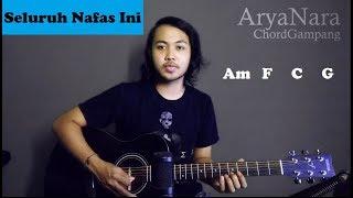 Download lagu Chord Gampang (Seluruh Nafas Ini - Last Child) by Arya Nara (Tutorial Gitar) Untuk Pemula