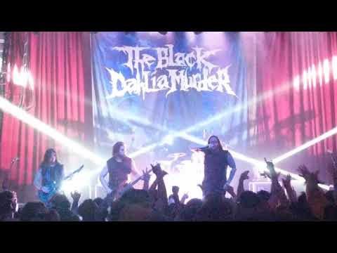 Nocturnal and Deathmask Divine San Diego House of blues 8/13/17