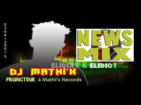 Mario VS Elidiot & Elidiat REMIX by MATHI'X DJ Nouveaute gasy 2018