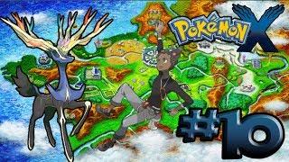 Pokémon X #10 - Une Arène Sous Terre!