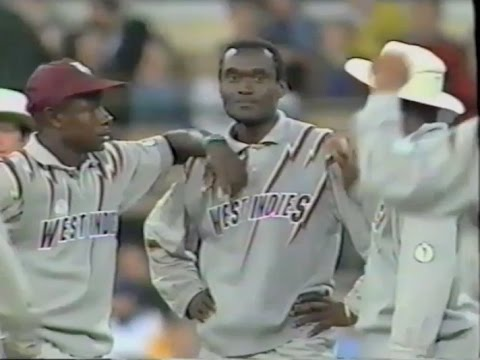 1992/93 Australia V West Indies (Benson & Hedges World Series Cup ODI Cricket)