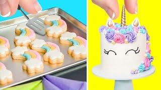 27가지 맛있는 베이커리와 간식 아이디어 || 쿠키와 …