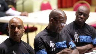 Keep reaching out – with Prostate Cancer UK and the Black Health Initiative