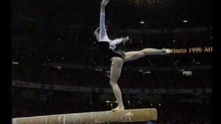 Balance Beam Leaps and Jumps Guide