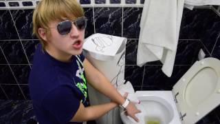 туториал как правильно писать для мальчиков(how to pee boy tutorial) 6