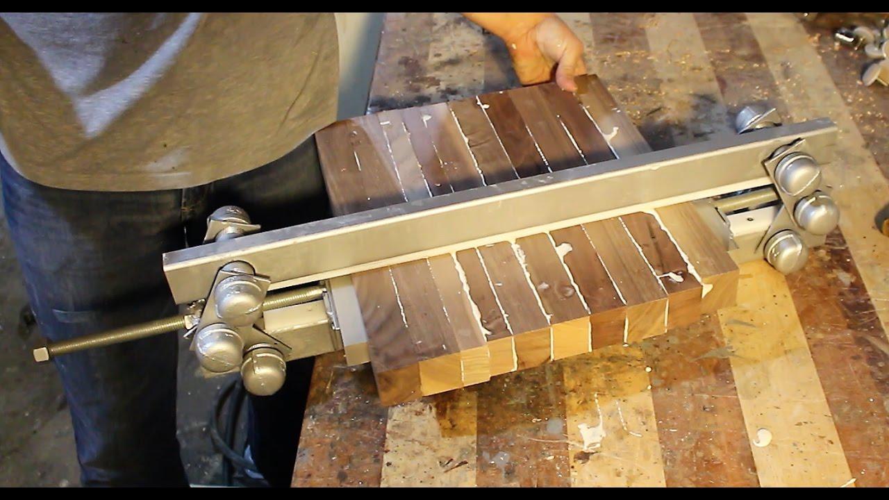 diy panel clamps