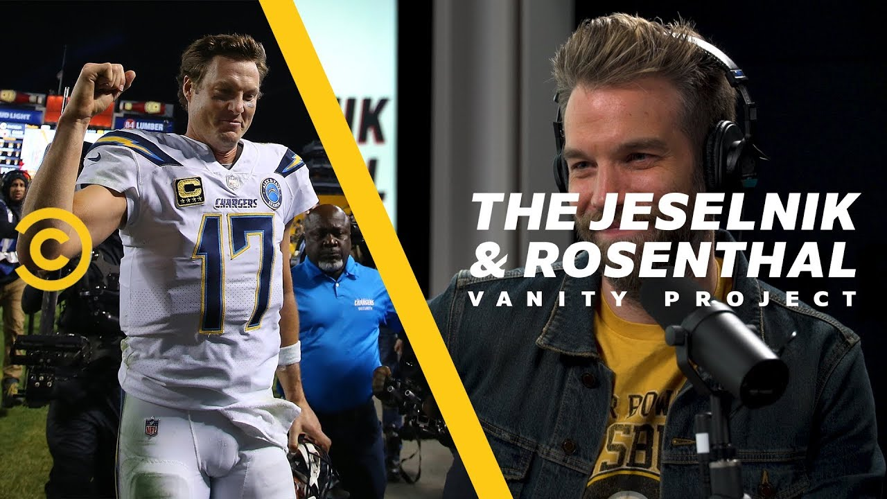 Philip Rivers Wants You to Know How He and His Wife Bang - The Jeselnik & Rosenthal Vanity Project