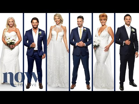 Married At First Sight Australia 2019 Stars: Where Are They Now? | Now To Love