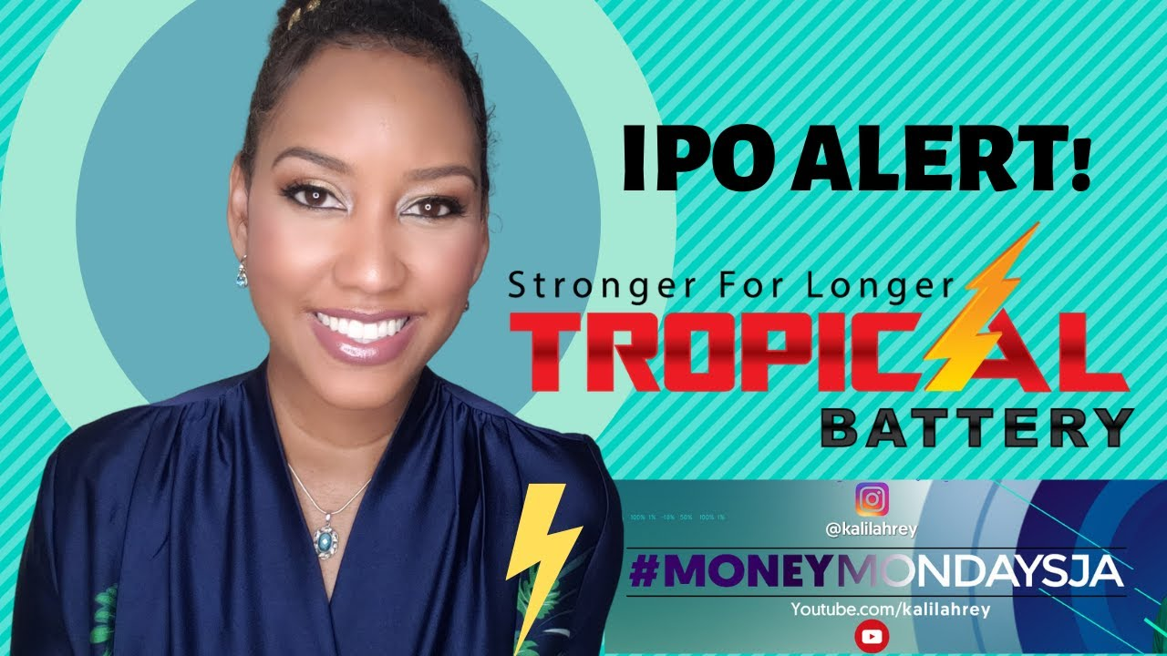 #MoneyMondaysJa - WATCH THIS BEFORE YOU INVEST IN TROPICAL BATTERY