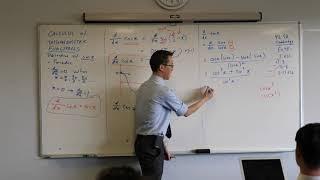 Intro to Trigonometric Calculus (5 of 5: Derivative of tan x)