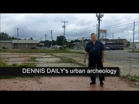 DENNIS DAILY's urban archeology