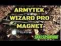 Pea- ja taskulamp Armytek Wizard Pro v3 Magnet USB video