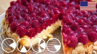 Raspberry Pie Recipe - With Mascarpone