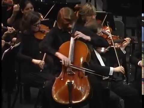 Tchaikovsky Variations on a Rococo Theme - Sergey Antonov