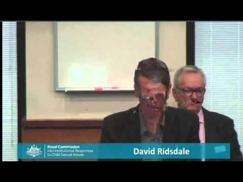 David Ridsdale Ballarat May 20 2015