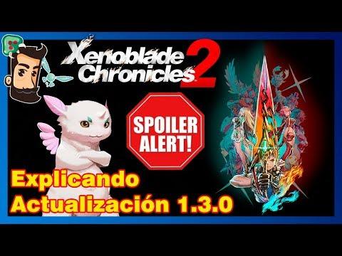 Actualización Xenoblade Chronicles 2 - Punto por Punto | Análisis