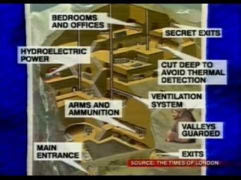 Bin Ladens Cave according to Rumsfeld