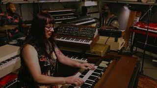 "Lisa Bella Donna Trio ""California"" Live at Custom Vintage Keyboards"