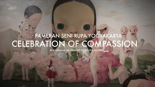 Gambar cover Pameran seni rupa Yogyakarta - Celebration of Compassion